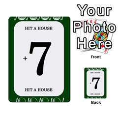 Card Golf2 By Ashley   Multi Purpose Cards (rectangle)   Qftpmcn3uqzg   Www Artscow Com Front 19