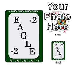 Card Golf2 By Ashley   Multi Purpose Cards (rectangle)   Qftpmcn3uqzg   Www Artscow Com Front 23