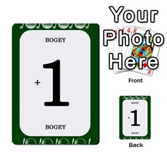 Card Golf2 By Ashley   Multi Purpose Cards (rectangle)   Qftpmcn3uqzg   Www Artscow Com Front 41