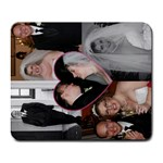 Wedding Mouse Pad - Collage Mousepad