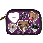 Moms Camera Case - Digital Camera Leather Case