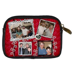 Moms Camera Case By Starla Smith   Digital Camera Leather Case   Ydbljp1x3262   Www Artscow Com Back