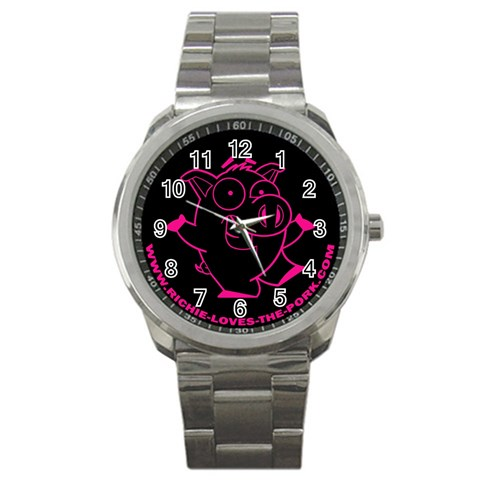 Rltp Watch By Raffi   Sport Metal Watch   Pd46hbkae3op   Www Artscow Com Front