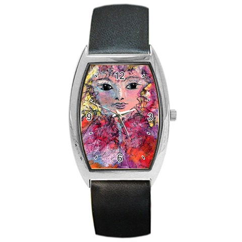 Giselle By Alana   Barrel Style Metal Watch   Uvsb4d7pww6n   Www Artscow Com Front