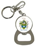 Family Crest Keychain - Bottle Opener Key Chain