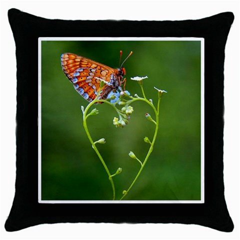 Modern Love Cushion Www Catdesignz Com By Catvinnat   Throw Pillow Case (black)   6r36qizz13fk   Www Artscow Com Front