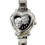 watann - Heart Italian Charm Watch