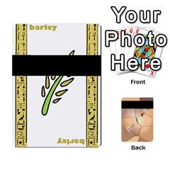 Nile   B By Daniel   Playing Cards 54 Designs   Kejrrj5b7a58   Www Artscow Com Front - Club3