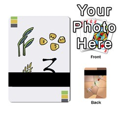 Nile   B By Daniel   Playing Cards 54 Designs   Kejrrj5b7a58   Www Artscow Com Front - Club9