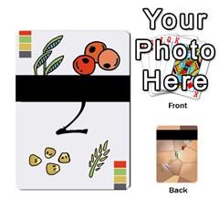 Ace Nile   B By Daniel   Playing Cards 54 Designs   Kejrrj5b7a58   Www Artscow Com Front - ClubA