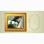 wedding card - 4  x 8  Photo Cards