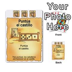 El Grande By Daniel San Miguel Cuadrado   Multi Purpose Cards (rectangle)   Scyrrz96gyyp   Www Artscow Com Front 27