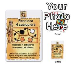 El Grande By Daniel San Miguel Cuadrado   Multi Purpose Cards (rectangle)   Scyrrz96gyyp   Www Artscow Com Front 4