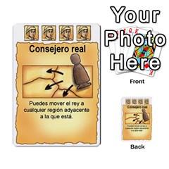 El Grande By Daniel San Miguel Cuadrado   Multi Purpose Cards (rectangle)   Scyrrz96gyyp   Www Artscow Com Front 33