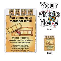 El Grande By Daniel San Miguel Cuadrado   Multi Purpose Cards (rectangle)   Scyrrz96gyyp   Www Artscow Com Front 36