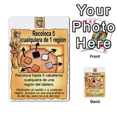 El Grande By Daniel San Miguel Cuadrado   Multi Purpose Cards (rectangle)   Scyrrz96gyyp   Www Artscow Com Front 37
