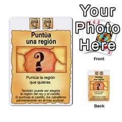 El Grande By Daniel San Miguel Cuadrado   Multi Purpose Cards (rectangle)   Scyrrz96gyyp   Www Artscow Com Front 39