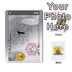 Uk Pounds (dark) By Joel Kinzie   Playing Cards 54 Designs   Cnawege0qcms   Www Artscow Com Front - Heart2