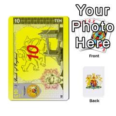 Uk Pounds (dark) By Joel Kinzie   Playing Cards 54 Designs   Cnawege0qcms   Www Artscow Com Front - Diamond3