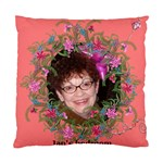 pillow cover Jan & Dothead 10 - Standard Cushion Case (Two Sides)