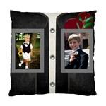 Tuxedo - Standard Cushion Case (Two Sides)
