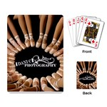 dance cards - Playing Cards Single Design