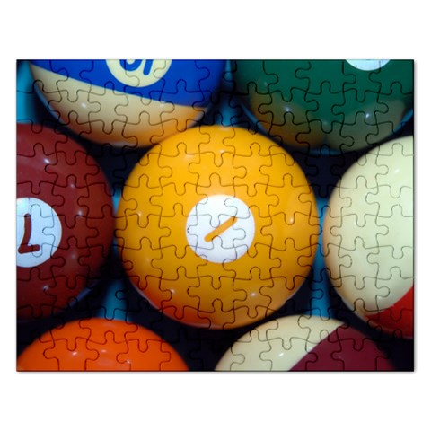 Billiards Anyone? By Bonnie Cheshier   Jigsaw Puzzle (rectangular)   9sadgj7vl9jk   Www Artscow Com Front