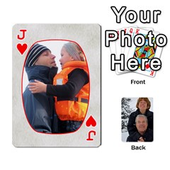 Jack Huwelijk By Arielle   Playing Cards 54 Designs   3bei5h0hmwru   Www Artscow Com Front - HeartJ