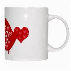Love Birds By Gina   White Mug   Jpcl5cw947ik   Www Artscow Com Right