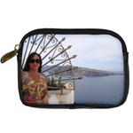 greek isles camera case - Digital Camera Leather Case