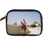egypt camel and sphinx digital camera case - Digital Camera Leather Case