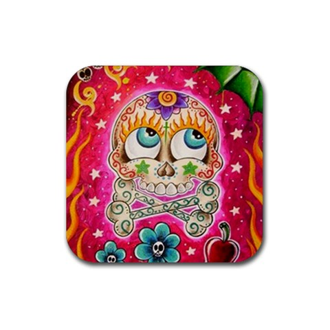 C1 By Hayley Kolb   Rubber Coaster (square)   5093i0poh4eg   Www Artscow Com Front