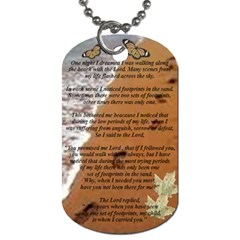 Sis By Trina Kessel   Dog Tag (two Sides)   5voqyh2yoign   Www Artscow Com Front