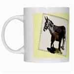 Jennyfoal White Mug
