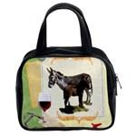 Jennyfoal Classic Handbag (Two Sides)