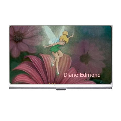 Tink Cardcase By Diane Edmond   Business Card Holder   38x0tes1m4jc   Www Artscow Com Front