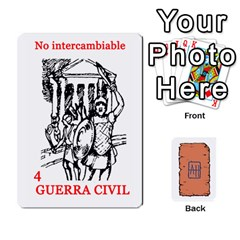 Civ1 By Pablo Aranda Heras   Playing Cards 54 Designs   7jem8tjpky9b   Www Artscow Com Front - Spade5
