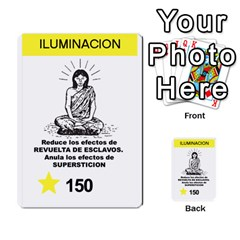 Civilizacion4 By Pablo Aranda Heras   Multi Purpose Cards (rectangle)   855ag1vmynd5   Www Artscow Com Front 53