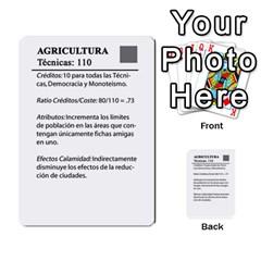 Civilizacion4 By Pablo Aranda Heras   Multi Purpose Cards (rectangle)   855ag1vmynd5   Www Artscow Com Back 17