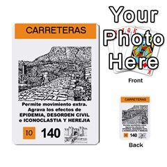 Civilizacion4 By Pablo Aranda Heras   Multi Purpose Cards (rectangle)   855ag1vmynd5   Www Artscow Com Front 43