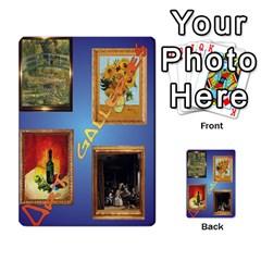 Artsuno By Antonio   Playing Cards 54 Designs   Km1rkxkgdw80   Www Artscow Com Back