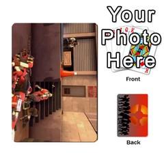 Jack Team Funcom Tcg [red] By Mark C Petzold   Playing Cards 54 Designs   B69mj4w16j7o   Www Artscow Com Front - DiamondJ
