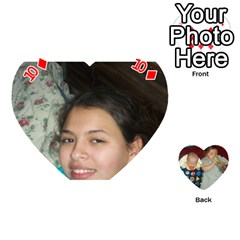 Heart Of Cards By Tonya Smith   Playing Cards 54 (heart)   O5go30izec33   Www Artscow Com Front - Diamond10