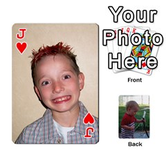 Jack Cards M & D By Kendra   Playing Cards 54 Designs   F4c4mxi4vr72   Www Artscow Com Front - HeartJ