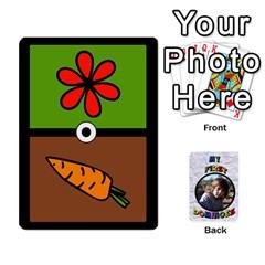 Jack Dominoes: Take Artscow s Offer 2 99$ By Carmensita   Playing Cards 54 Designs   Nkeucx6u8zza   Www Artscow Com Front - DiamondJ