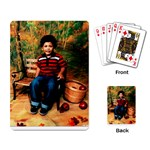 QUIQUES CARDS - Playing Cards Single Design