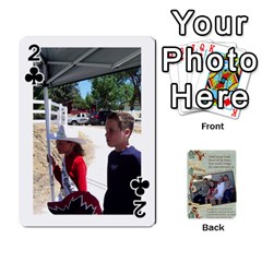 Grandkids Cards By Lynne Simmons   Playing Cards 54 Designs   0z6p7v8k15ku   Www Artscow Com Front - Club2