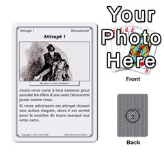 Ace 2010 Grands Detectives Paquet 2 By Steve Sisk   Playing Cards 54 Designs   0ru2tezajeyu   Www Artscow Com Front - ClubA