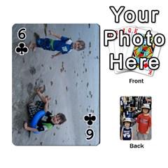 Deckofcards By Tegan Craig   Playing Cards 54 Designs   Bd6u7aiyyf5c   Www Artscow Com Front - Club6