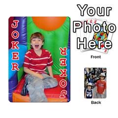 Deckofcards By Tegan Craig   Playing Cards 54 Designs   Bd6u7aiyyf5c   Www Artscow Com Front - Joker2